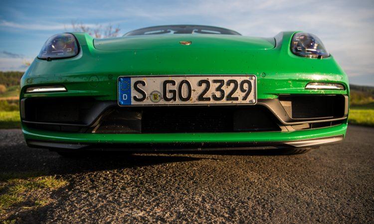 Porsche 718 Boxster GTS 4.0 PDK Test Review Fahrbericht Besser als 981 Boxster GTS AUTOmativ.de Benjamin Brodbeck 30 750x450 - Porsche 718 Boxster GTS 4.0 PDK im Test: Kills bugs wirklich fast?