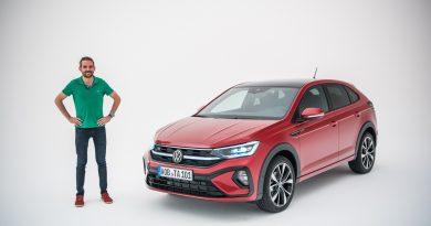 Neuer VW Taigo R-Line: T-Cross Coupé oder doch mehr? Sitzprobe!