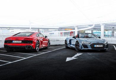 Hecktriebler: Audi R8 V10 performance RWD kommt als Spyder und Coupé