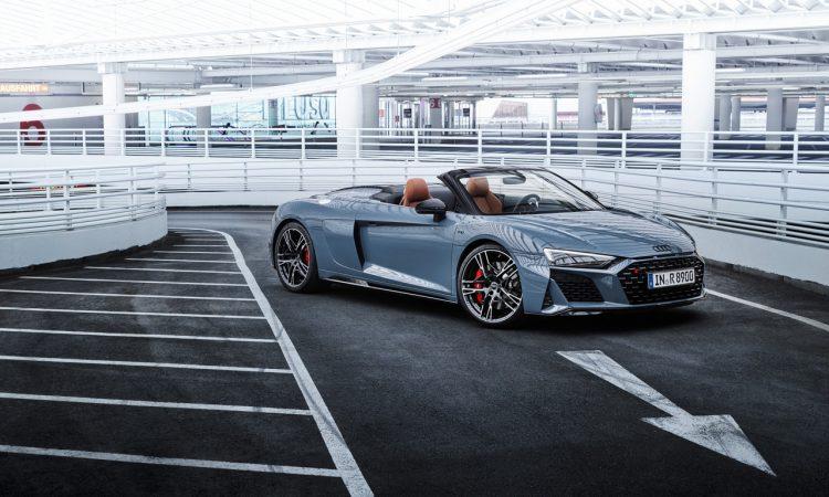 Audi R8 V10 performance RWD 2021 News AUTOmativ.de 16 750x450 - Hecktriebler: Audi R8 V10 performance RWD kommt als Spyder und Coupé