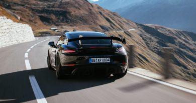 Neuer Porsche 718 Cayman GT4 RS mit mega Flügel und neuem Nordschleifen-Rekord!